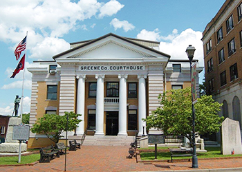 Greene County - TN - Chancery Court